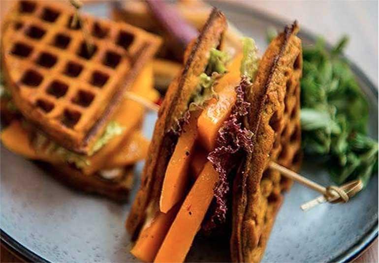 A Waffle Revolution Has Hit Mumbai!