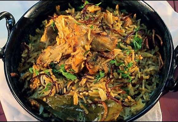 Ramzan Special Chicken Biryani