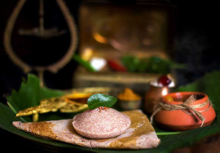 A South Indian Feast By Vanakkam Foods