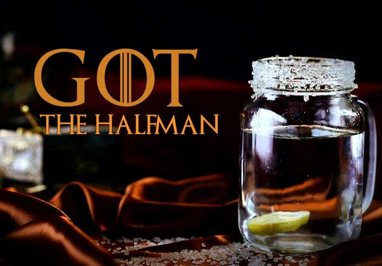 Game Of Thrones Cocktails: The Halfman