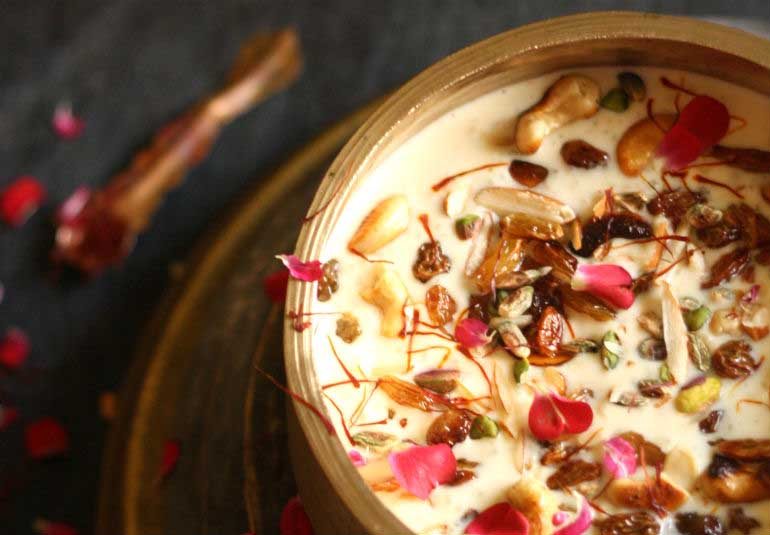 Celebrate The Month Of Shravan With These Recipes