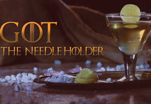 Game Of Thrones Cocktails: The Needle Holder