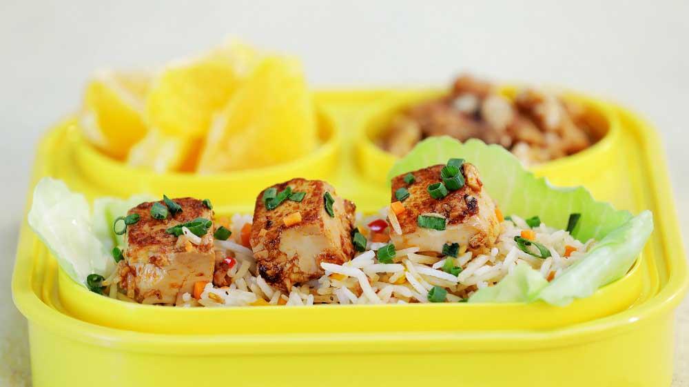 Crispy Sweet and Sour Tofu-hot Recipe