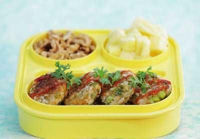 Crunchy Poha Veggie Tikkis