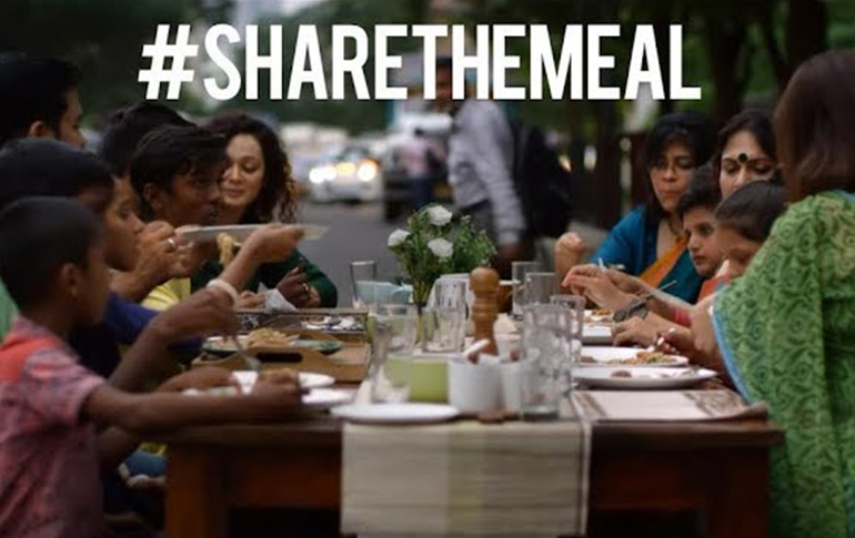 IFN and Knorr To #ShareTheMeal This World Food Day