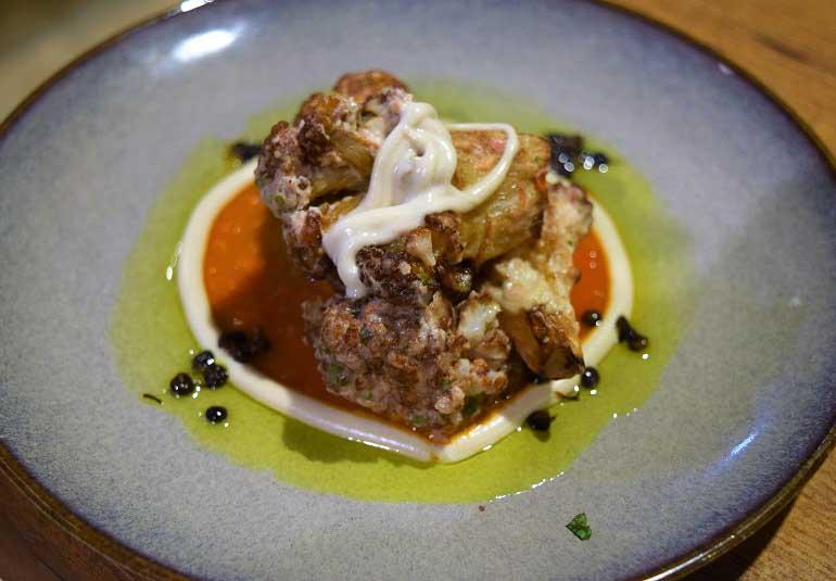 A Restaurant in Jerusalem that Serves Biblical Cuisine