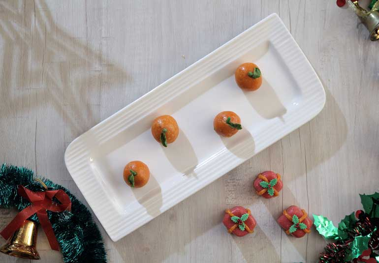 Eggless Marzipan At Home: Sweet Recipe for Christmas