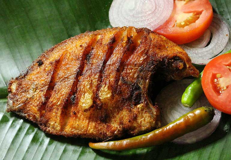 Where to have Karimeen in Kerala