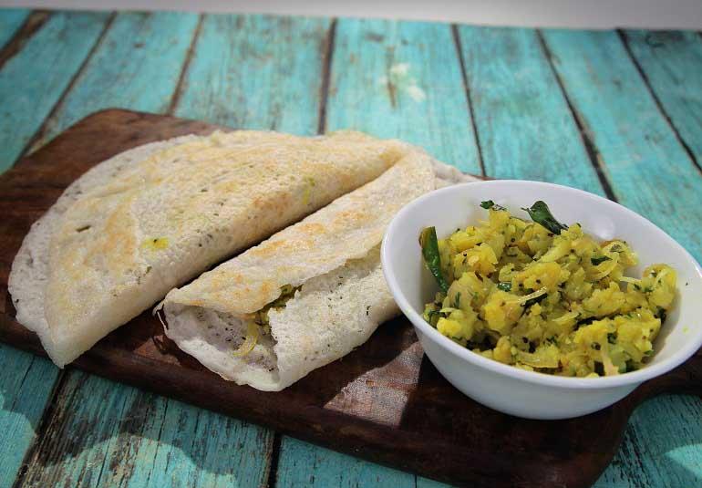 Masala Dosa Recipe for a Satisfying Breakfast
