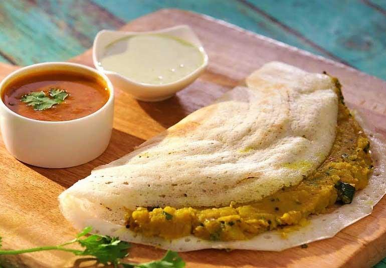 Breakfast Story: Chennai Masala Dosa Recipe in Tamil