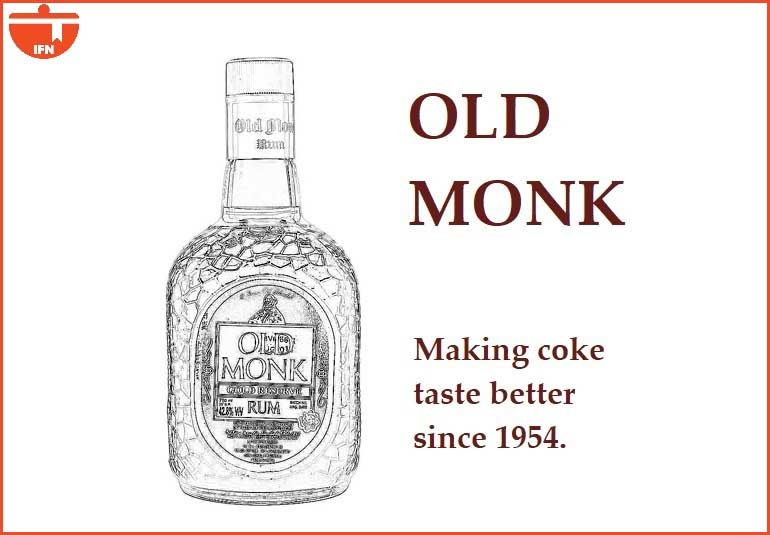 Remembering the Joys of Old Monk