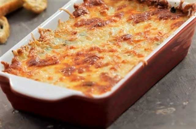 Leftover White Sauce Spinach - Spinach Lasagna