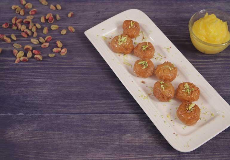 Traditional Indian Sweets: Balushahi Recipe