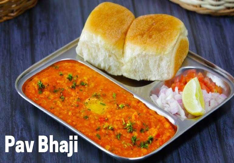 Street Food Recipe: Mumbai Style Pav Bhaji