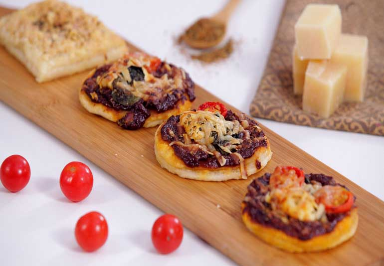 How To Make Puff Pastry Toast