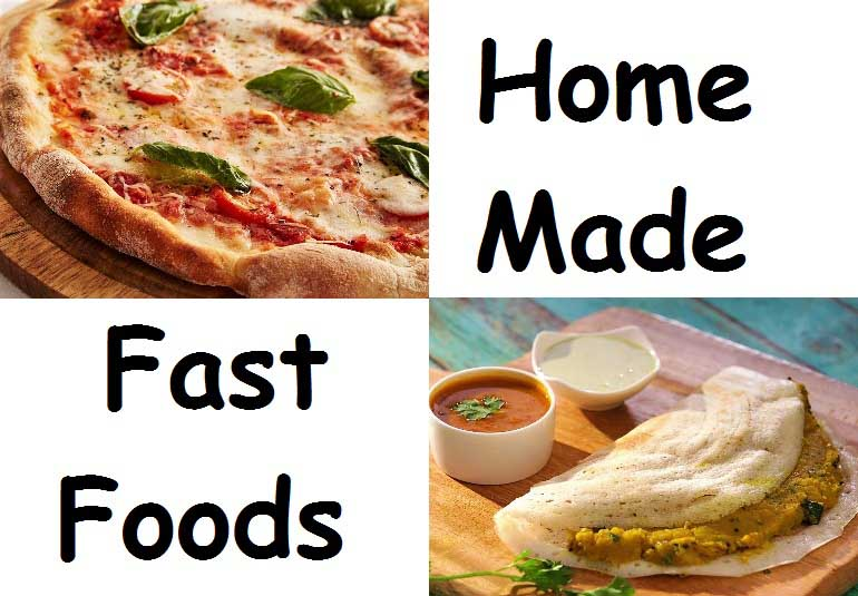 Recreate Your Favourite Fast Foods at Home
