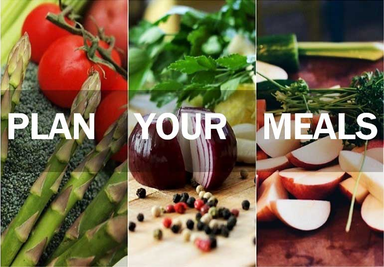 How To Plan Your Meals Ahead: Tips & Tricks