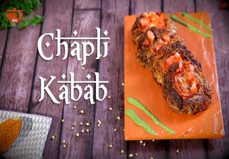 How To Make Chapli Kebab By Chef Sadaf