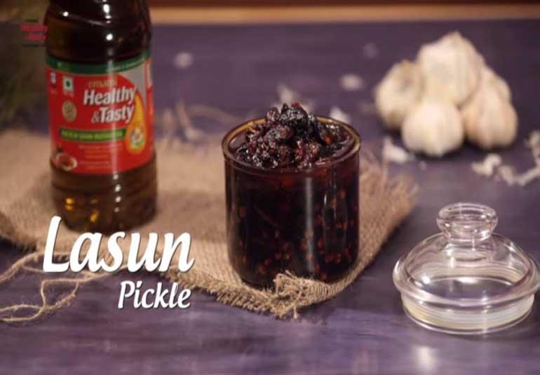 Pickles Of India : How To Make Lehsun ka Achaar