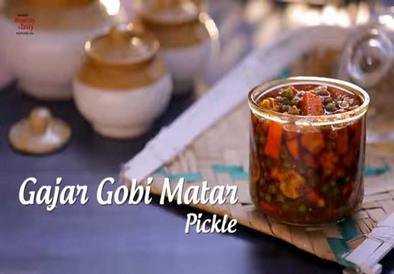 Pickles Of India : Mixed Vegetable Pickle
