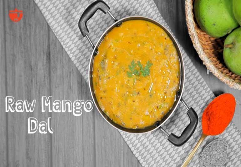 Summer Special Recipe: Instant Raw Mango Dal Recipe