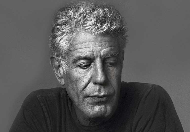 Anthony Bourdain: The culinary bad boy is no more