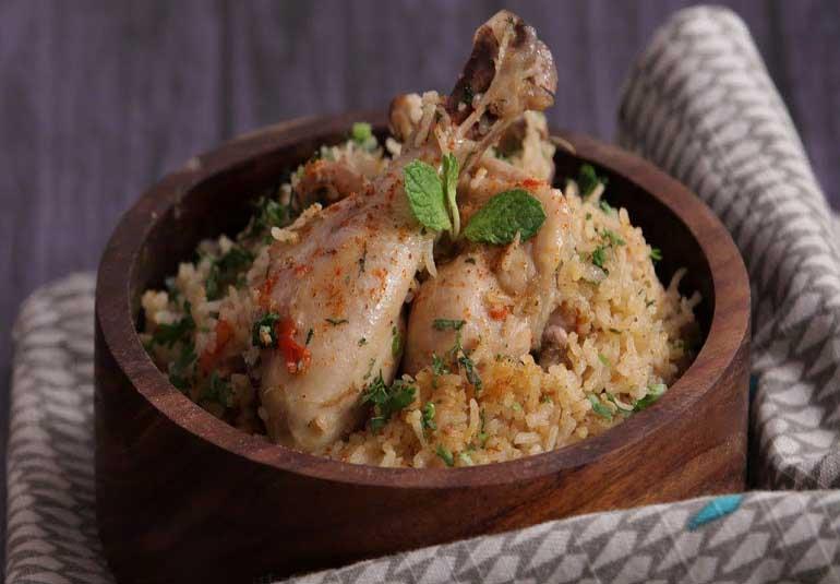 Chicken Pulao Recipe in Pressure Cooker