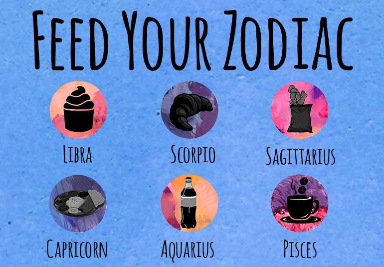Feed Your Zodiac - Part II