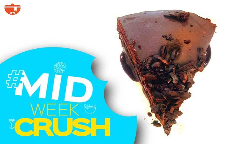 Midweek Crush: Vegan Chocolate Cake