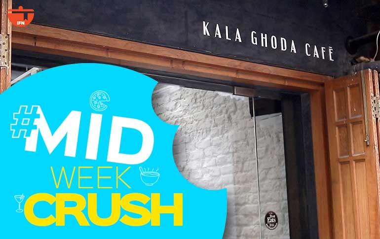 Midweek Crush: Kala Ghoda Café Wine Bar