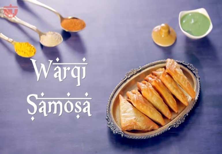 Ramzan Special Warqi Samosa