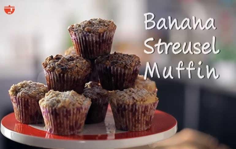 How To Make Banana Muffins