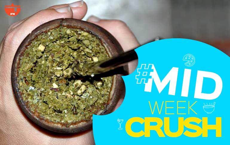 Midweek Crush: Yerba Mate Tea