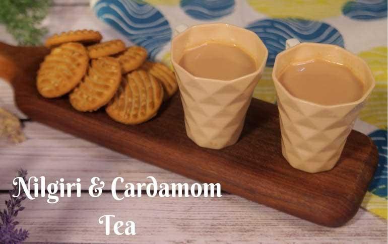 Nilgiri & Cardamom Tea Recipe