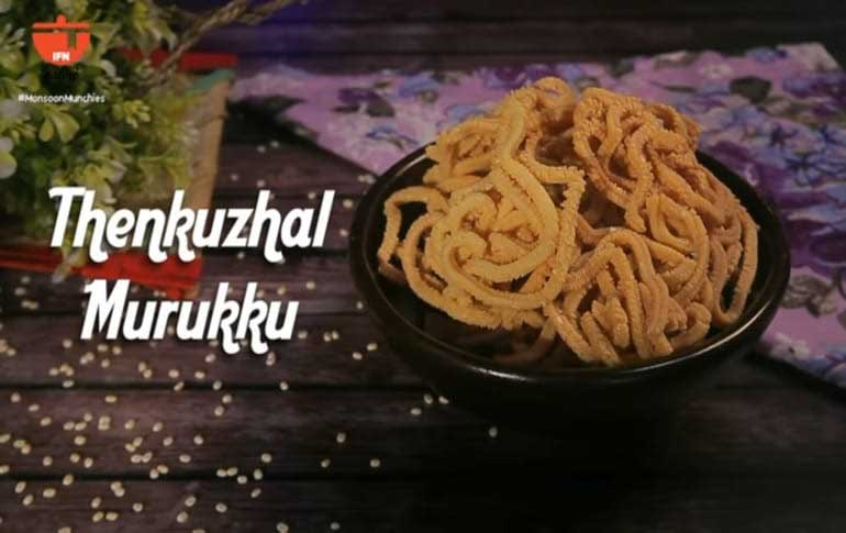 How To Make Crispy Murruku At Home