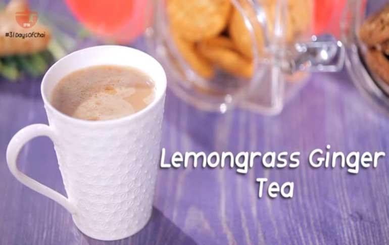 Ginger Lemongrass Tea Recipe