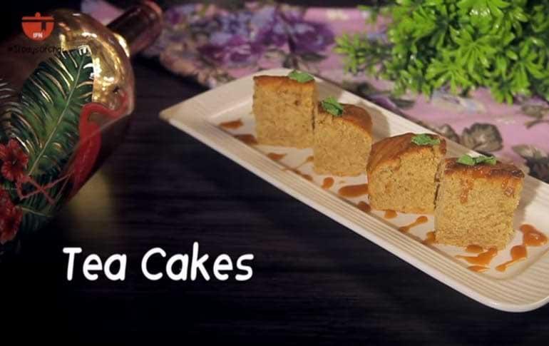 Earl Grey Tea Cake Recipe