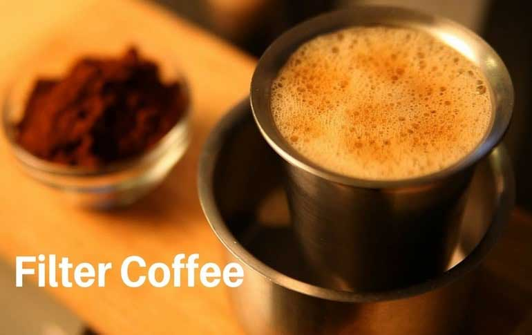 How To Make Authentic Filter Coffee