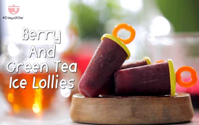 How To Make Fruit And Tea Popsicles