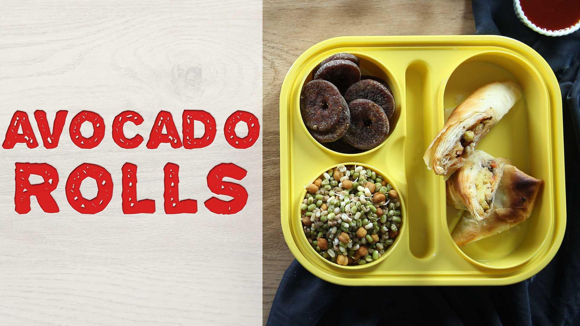 Avocado Rolls Recipe