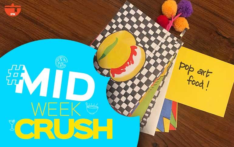 Midweek Crush: Foodie Greeting Cards by Akanksha