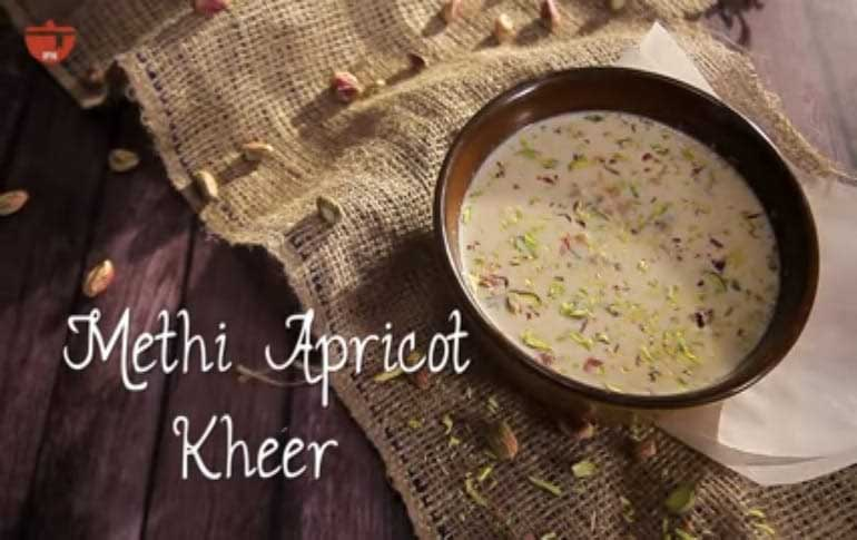 Methi Ki Kheer Recipe