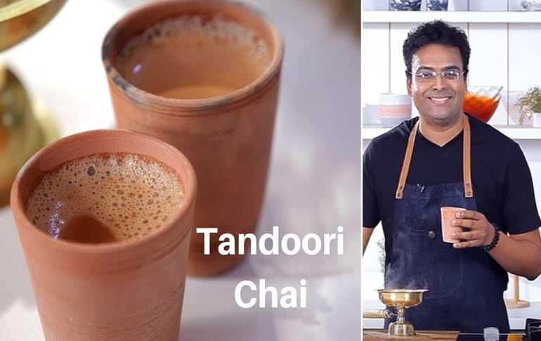 How To Make Tandoori Chai