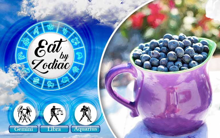 Eat by Zodiac: Air Signs and Brain Foods