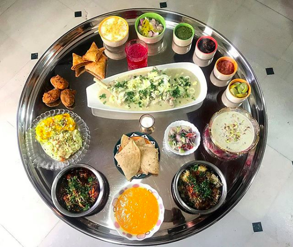 LISTING: The Bohri Kitchen Thaals Birthday Special