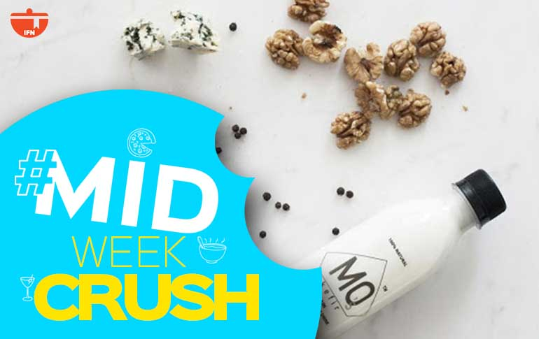 Midweek Crush: Kefir by Mos Superfood.
