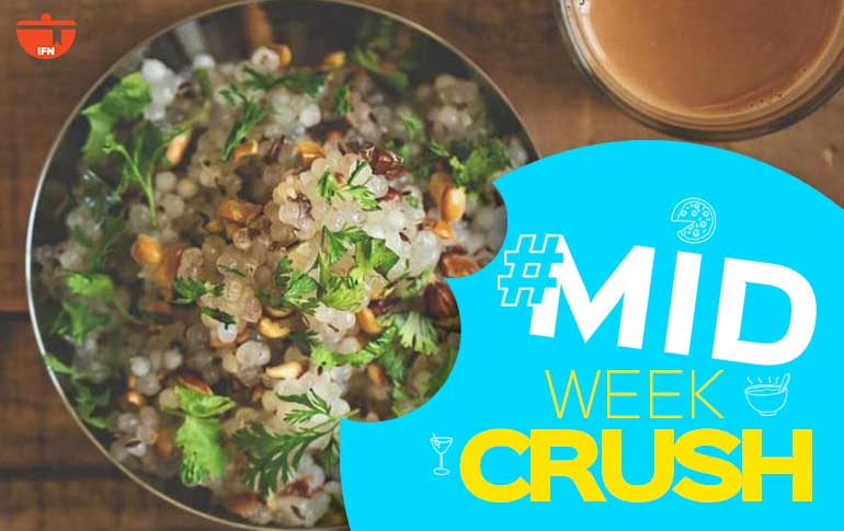 Midweek crush: Sabudana Khichdi