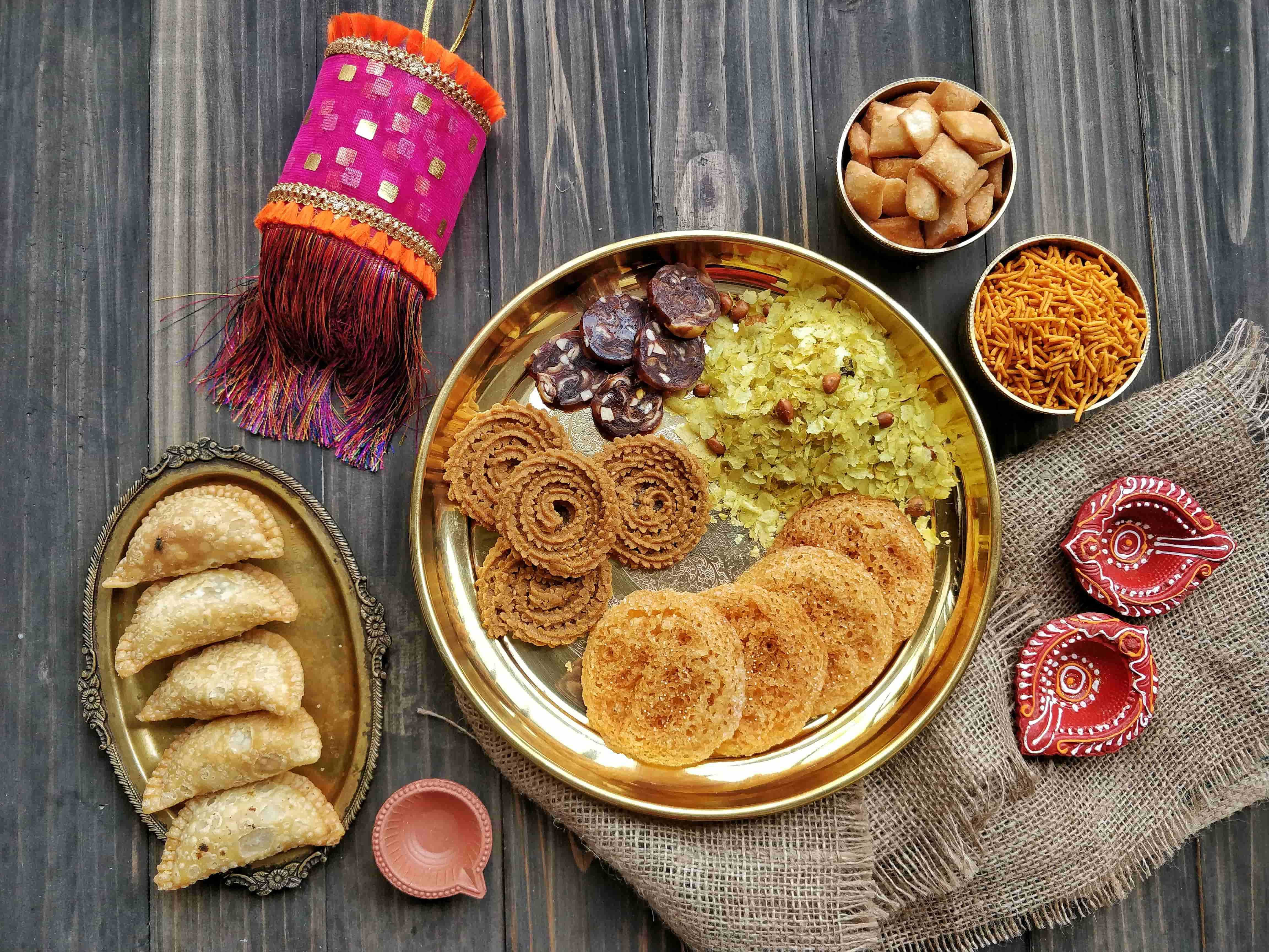 5 Best Places To Buy Diwali Faral
