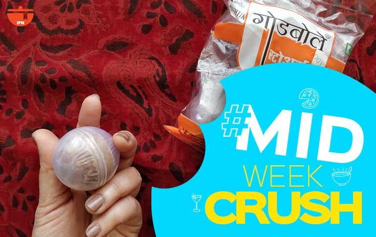 Midweek Crush: Paushtik Ladoo