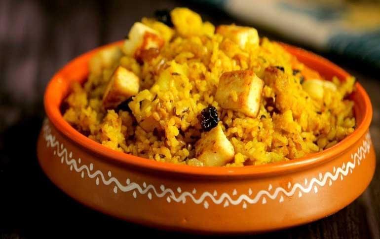 Sarnochur Khichuri Recipe By Ananya Banerjee